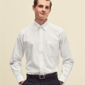 Men's Long Sleeve Oxford Shirt Thumbnail