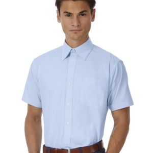 Men's Oxford Short Sleeve Shirt Thumbnail