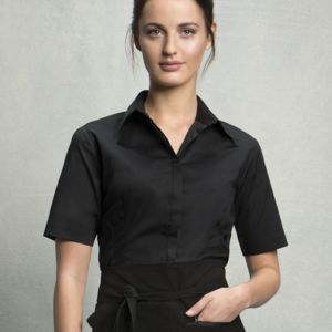 Ladies' Short Sleeve Bar Shirt Thumbnail
