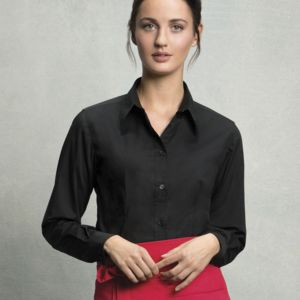 Ladies' Long Sleeved Bar Shirt Thumbnail