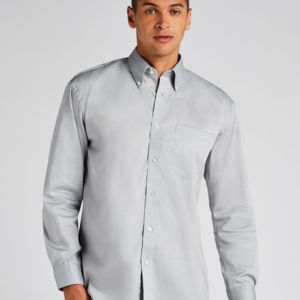 Men's Long Sleeve Corporate Oxford Shirt Thumbnail
