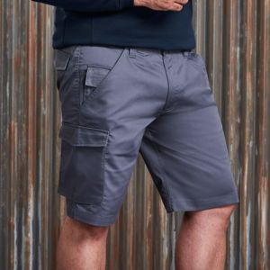 Polycotton Twill Shorts Thumbnail