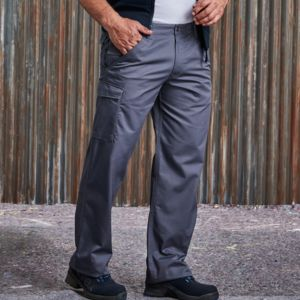 Polycotton Twill Trouser (Reg) Thumbnail