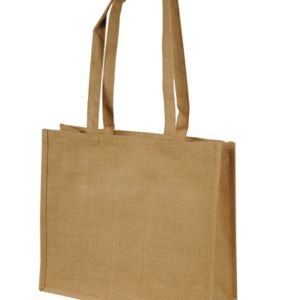 Calcutta Long Handle Jute Shopper Thumbnail