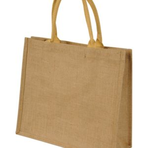 Chennai  Jute Shopper Bag Thumbnail