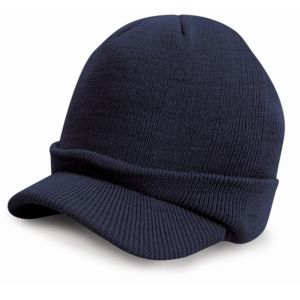 Children's Esco Army Knitted Hat Thumbnail