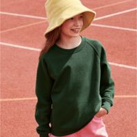 Children's Raglan Sleeve Sweatshirt Thumbnail