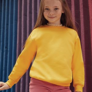Children's Set in Sleeve Sweatshirt Thumbnail