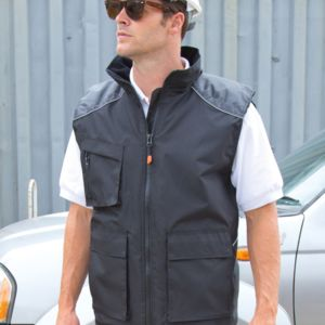 Result Workguard Vostex Bodywarmer Thumbnail
