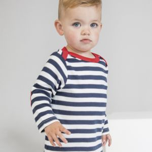 Babybugz Stripy Long Sleeve Tee Thumbnail
