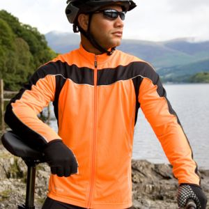 Spiro Mens Bikewear L/S Performance Top Thumbnail