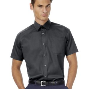 Men's Sharp Twill Short Sleeve Shirt Thumbnail