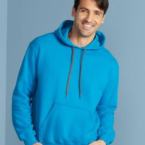 GIldan Premium Cotton Adult Hooded Sweat Thumbnail