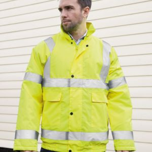 Result Safe-Guard Winter Blouson Jacket Thumbnail
