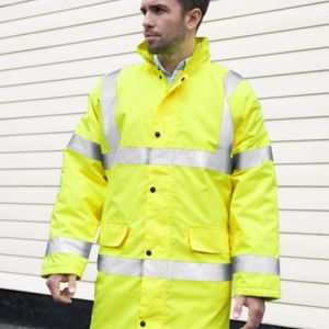 Result Safe-Guard Motorway Jacket Thumbnail