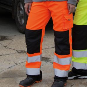 Result Safe-Guard Cargo Trousers Thumbnail