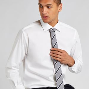 Men's Superior Oxford Long Sleeved Shirt Thumbnail